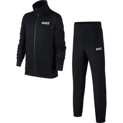 Agasalho Nike Track Suit Poly Infantil AJ3028-010