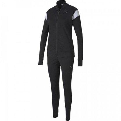 Agasalho Puma Classic Tricot Suit Op Feminino 582565-01