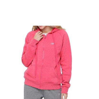 Blusão Moletom Speedo Ella Hoodie Kangaroo Feminino 109250-385