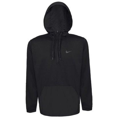 Blusão Moletom Nike Dri Fit Masculino AQ0398-010