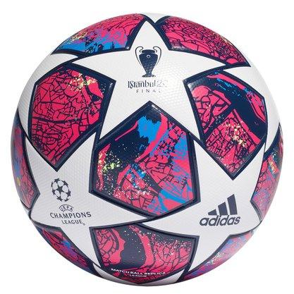 Bola Futebol Campo Adidas UEFA Champions League Istanbul FH7340
