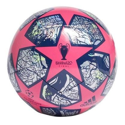 Bola Futebol Campo Adidas UEFA Champions League Istanbul FH7345