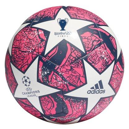 Bola Futebol Campo Adidas UEFA Champions League Istanbul FH7377