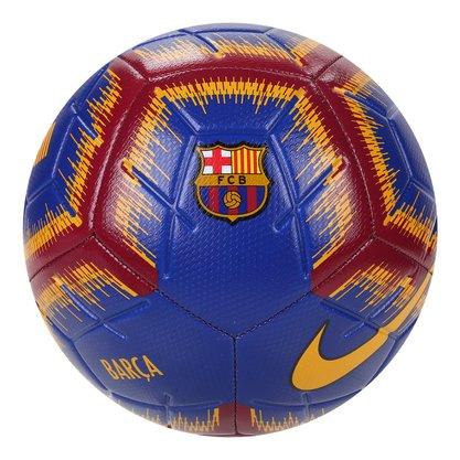 Bola de Futebol Campo Nike Barcelona Strike SC3993-455