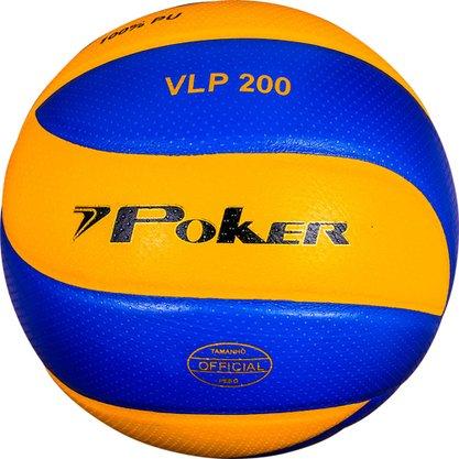 Bola Vôlei Poker Profissional PU VLP 200 05775-AA