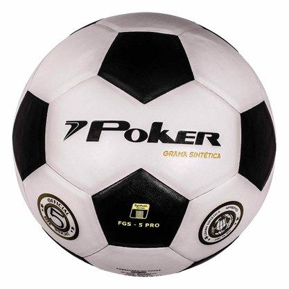 Bola Futebol Society Poker Vulcanizada 05786-BP