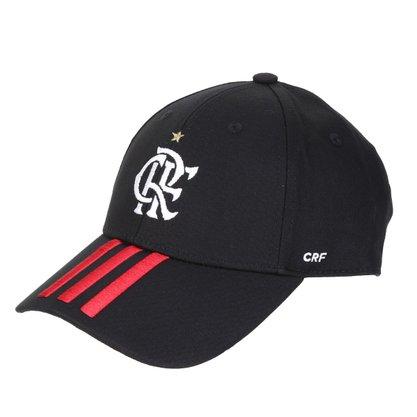 Boné Adidas Flamengo Aba Curva FJ0970