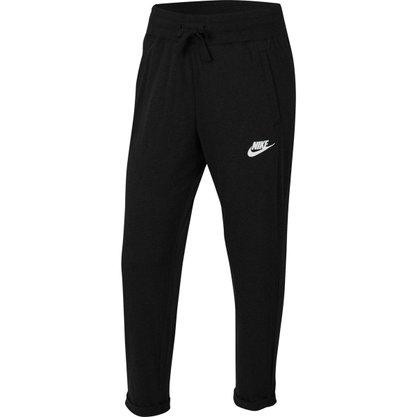 Calça Infantil Nike Sportswear Jersey CQ9315-010