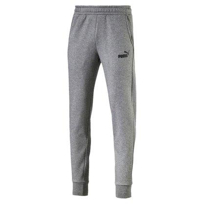 Calça Moletom Puma Essentials Slim Pants Masculina 852429-03