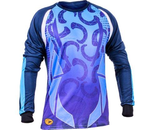 Camisa Goleiro Poker Sublimax Maier 04047-MCB
