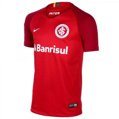 Camisa Nike Internacional Infantil 894464-612