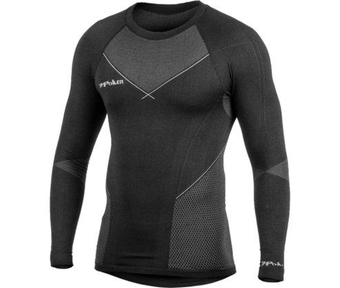 Camisa Poker Skin Comfort X Ray 04022-PT