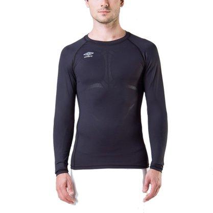 Camisa Umbro Termica Graphic 8t170003 Masculina 703546-111