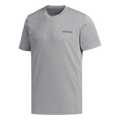 Camiseta Adidas D2M Ar Plain Masculina FL0287