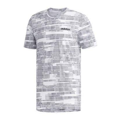Camiseta Adidas Essentials AOP Masculina FM3433