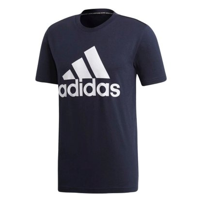 Camiseta Adidas Must Haves Badge Of Sport Masculino DT9932