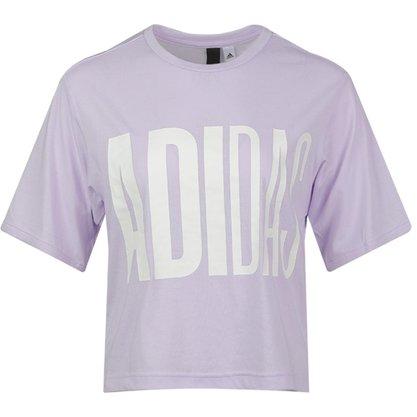 Camiseta Adidas Univi Feminina FQ2223