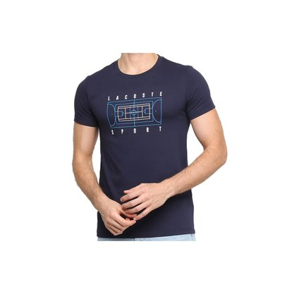 Camiseta Lacoste Sport Masculina TH349721-6VH