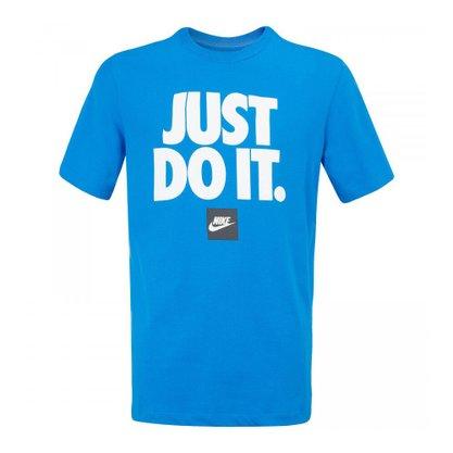 Camiseta Nike Nsw Tee Just Do It 3 Masculina BV7662-435