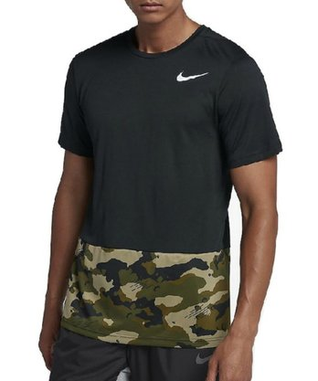 Camiseta Nike Breathe Masculino AQ1091-010