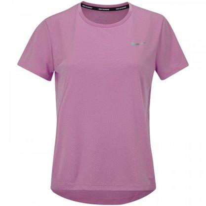 Camiseta Nike Dri-Fit Miler Top Feminina AJ8121-693
