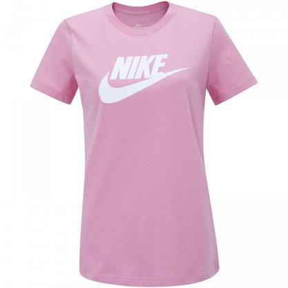 Camiseta Nike Essentials Icon Futura Feminina BV6169-693