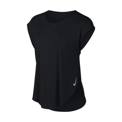 Camiseta Nike Nk City Sleek Top Feminina AT0821-010