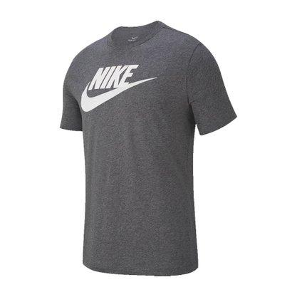Camiseta Nike Sportswear Icon Futura Masculina AR5004-071