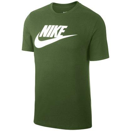 Camiseta Nike Sportswear Icon Futura Masculina AR5004-326