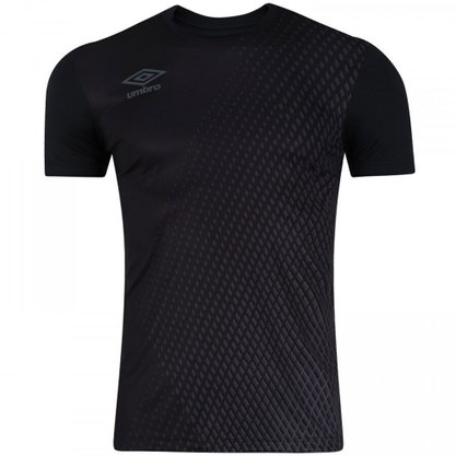 Camiseta Umbro TWR Graphic Velocita Masculina 821859-111