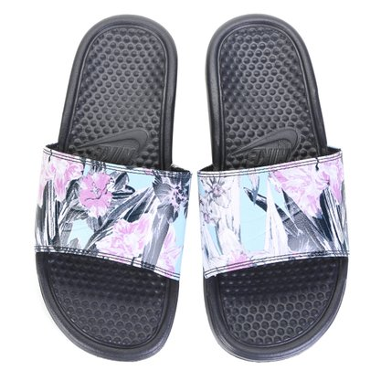 Chinelo Nike Benassi Just Do It Feminino 618919-026