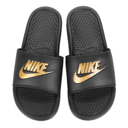 Chinelo Nike Benassi Just Do It Masculino 343880-016