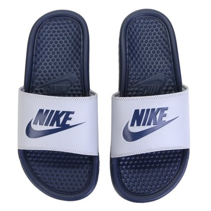 Chinelo Nike Benassi Just Do It Masculino 343880-024