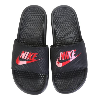 Chinelo Nike Benassi Just Do It Masculino 343880-060