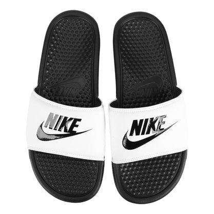 Chinelo Nike Benassi Just Do It Masculino 343880-100