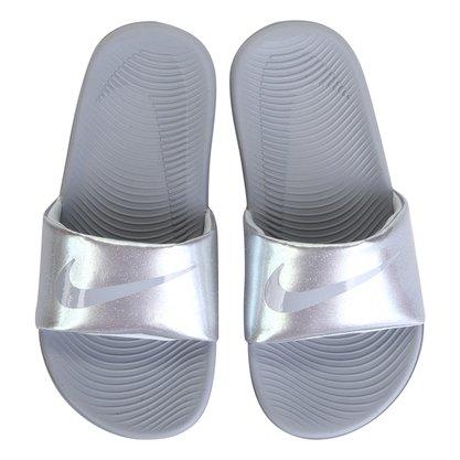 Chinelo Nike Kawa Slide Infantil 819352-007