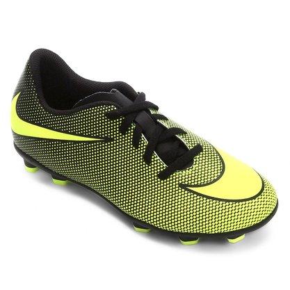 Chuteira Campo Infantil Nike Bravata 2 844442-070