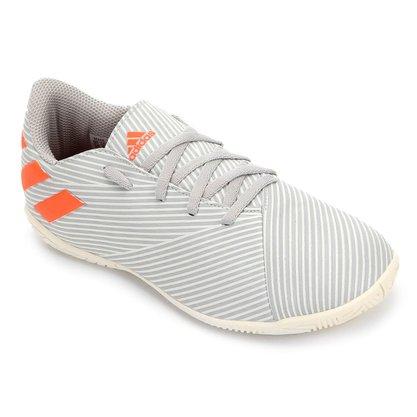 Chuteira Futsal Infantil Adidas Nemeziz 19.4 IN EF8307