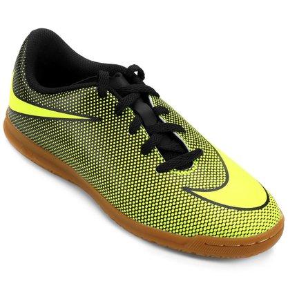 Chuteira Futsal Infantil Nike Bravata 2 844438-070