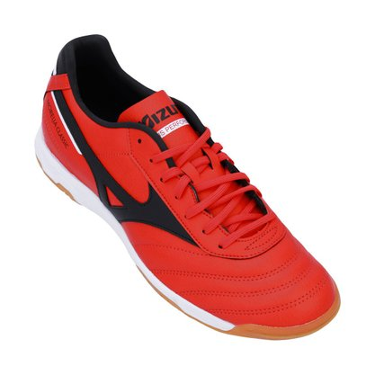 Chuteira Futsal Mizuno Morelia Classic IN P 4140679-0294