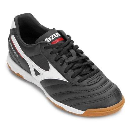 Chuteira Futsal Mizuno Morelia Classic IN P 4140679-1019