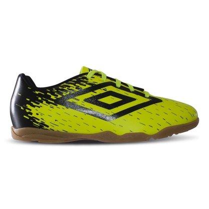 Chuteira Futsal Umbro Indoor Acid 0f82048 Infantil 773654-661