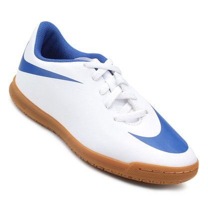 Chuteira Futsal Infantil Nike Bravata 2 844438-142
