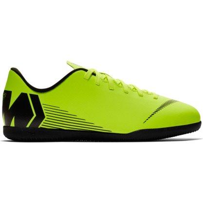 Chuteira Nike Futsal Vapor 12 Club Infantil AH7354-701