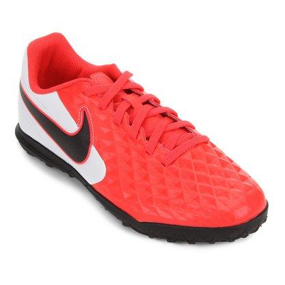 Chuteira Society Infantil Nike Tiempo Legend 8 AT5883-606