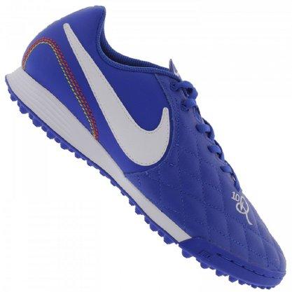 Chuteira Society Nike Legendx 7 Academy 10R AQ2218-410