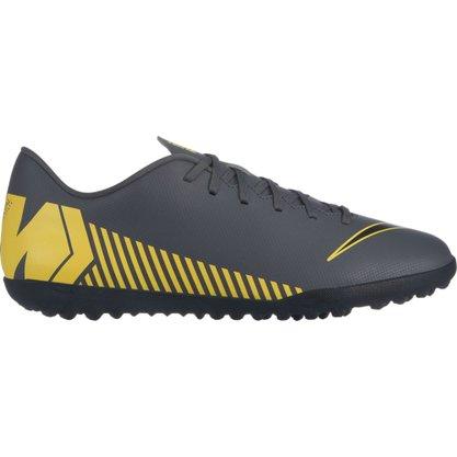 Chuteira Society Nike Vaporx 12 Club Masculino AH7386-070