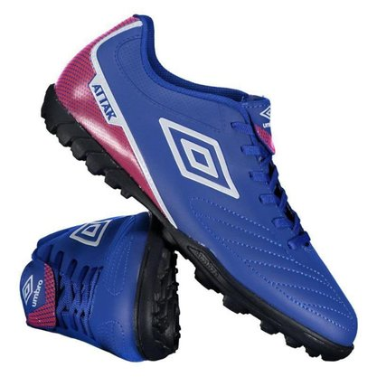 Chuteira Society Umbro Attak Ii 827595-342