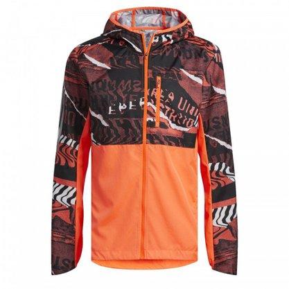 Jaqueta Corta Vento Adidas Own The Run Masculina FL6988