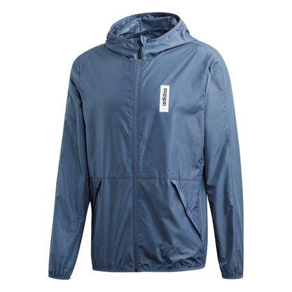 Jaqueta Corta Vento Adidas M Bb Windbr Masculina EI5587